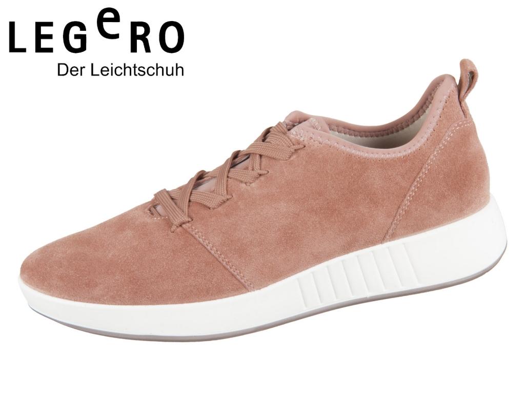 Legero 4-00924-53 ash rose Velour Textil