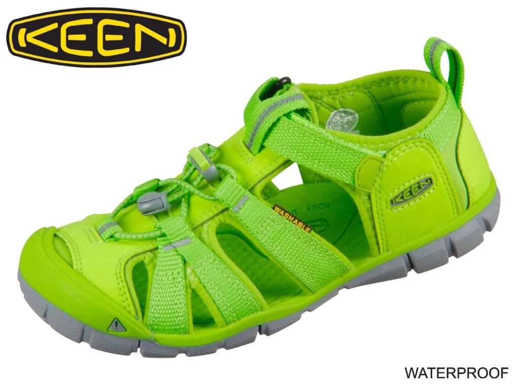 Keen Seacamp II CNX 1020687-1020707 vibrant green