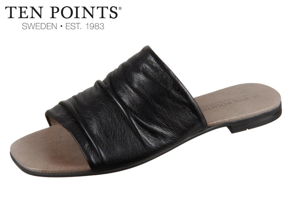 Ten Points Madeleine 457013-101 black Leder