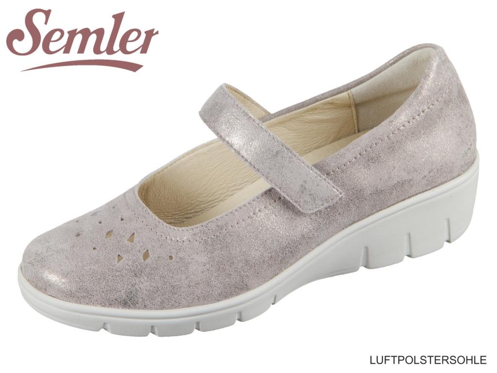 Semler Judith J7095031028 panna Metall Velour