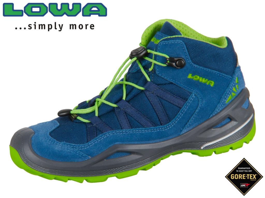 Lowa Robin GTX QC 650728-6003 blau limone