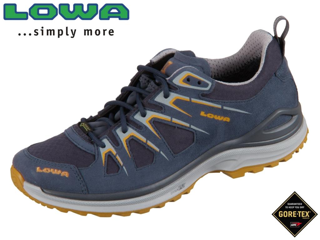 Lowa Innox Evo 320616-6018 stahlblau mandarine