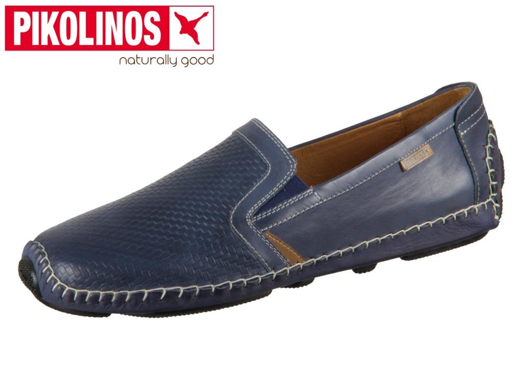 Pikolinos Jerez 09Z-3178 blue Leder
