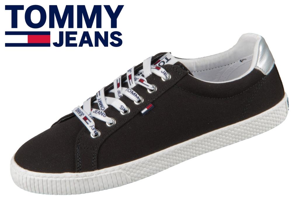 Tommy Hilfiger Casual Sneaker EN0EN00125-990 black