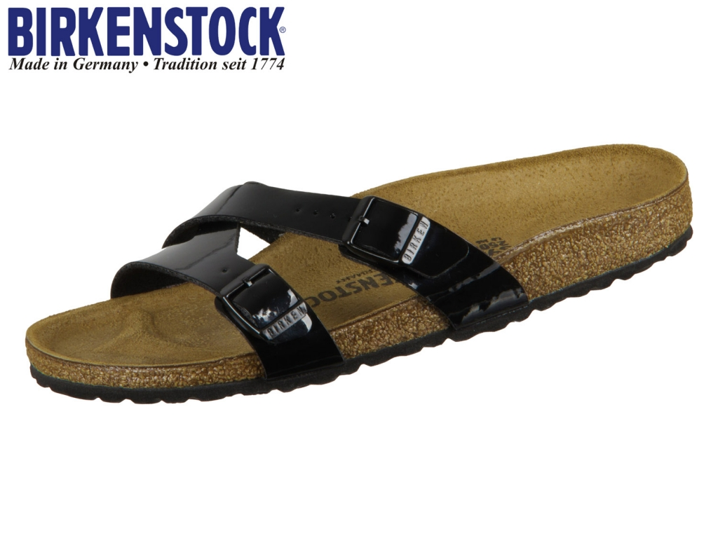 Birkenstock Yao Balance 1013272 patent black Birkoflor