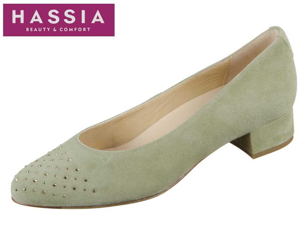 Hassia Marbella 7-302812-5800 khaki Samtziege