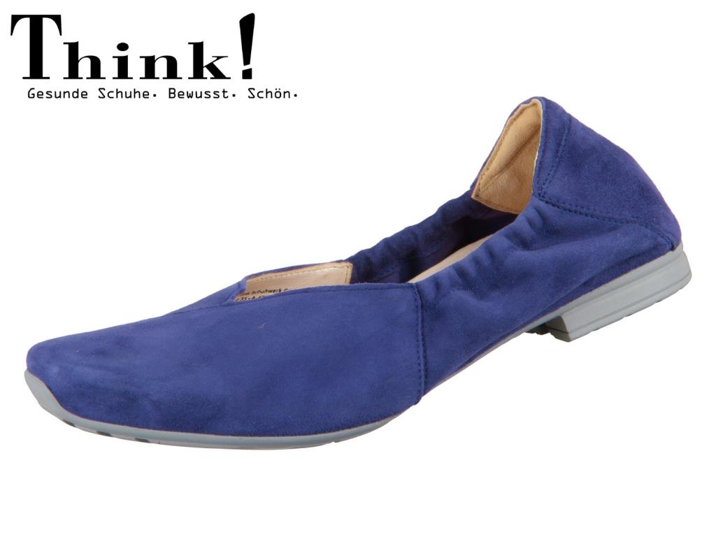 Think! GAUDI 84175-89 indigo Velvet Goat