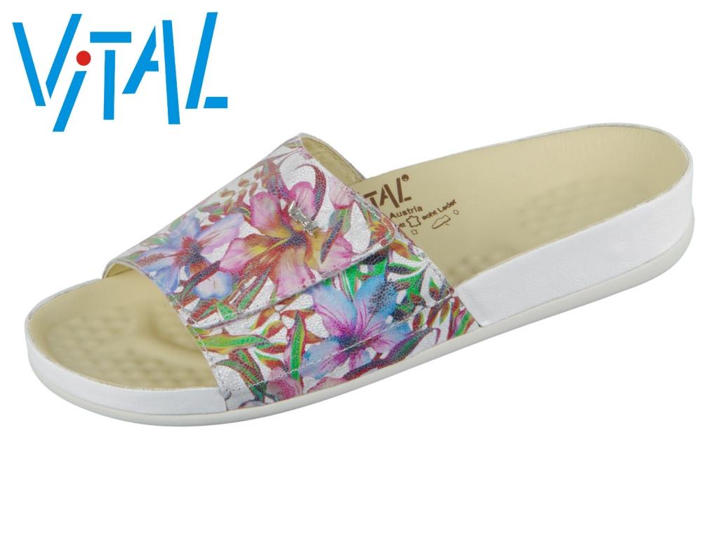 Vital Vital W 09048W-24390-1110 Ibiskus multi perlweiss