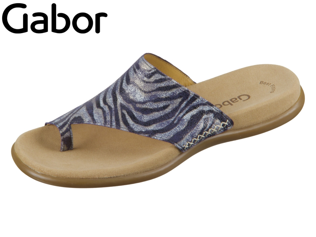 Gabor 23.700-30 bluette safari