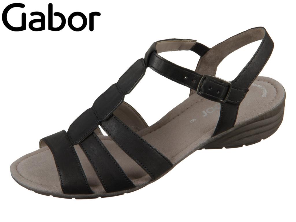 Gabor 24.558-57 schwarz Tucson