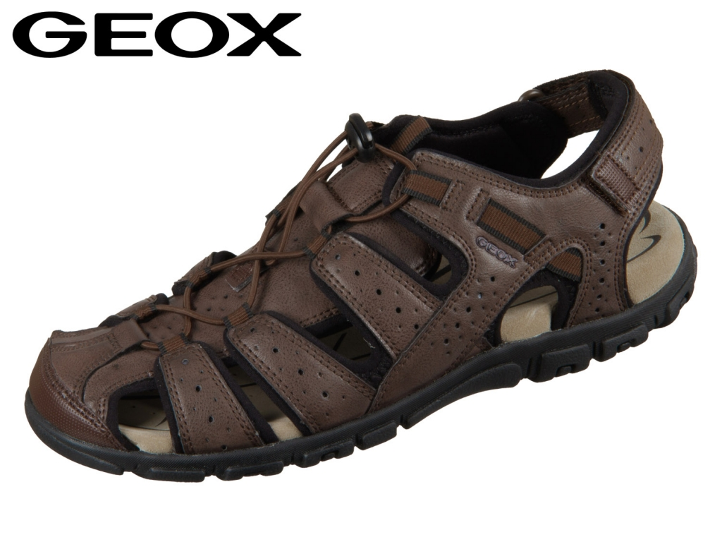 Geox U Sandal Strada U6224B0MEBCC0013 brown Sin.cert ViteSin