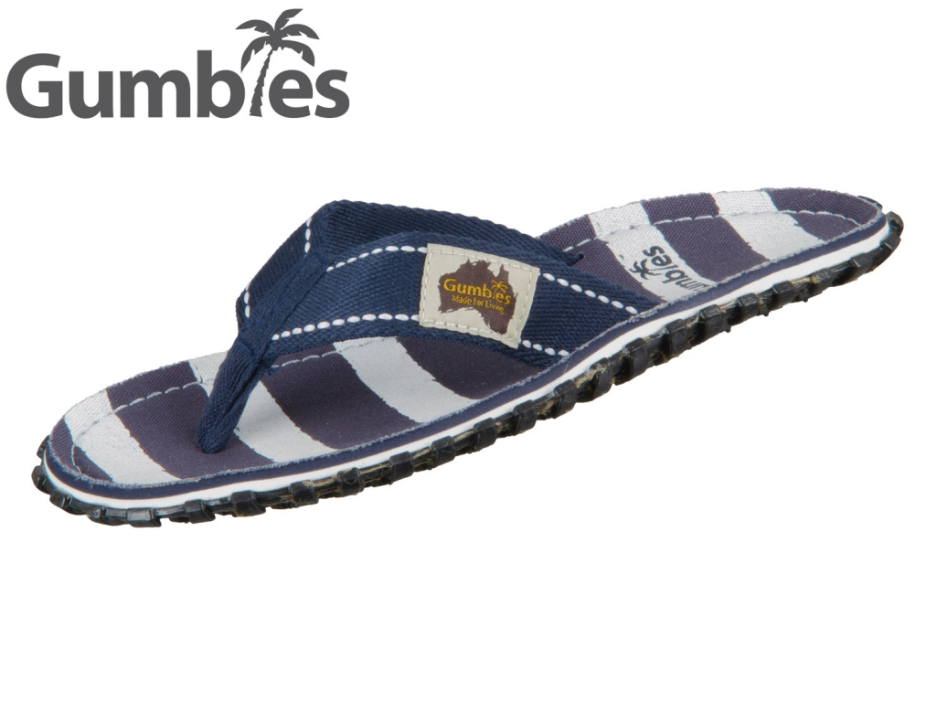 Gumbies GUMBIES Australian Shoes 2211 deck chair