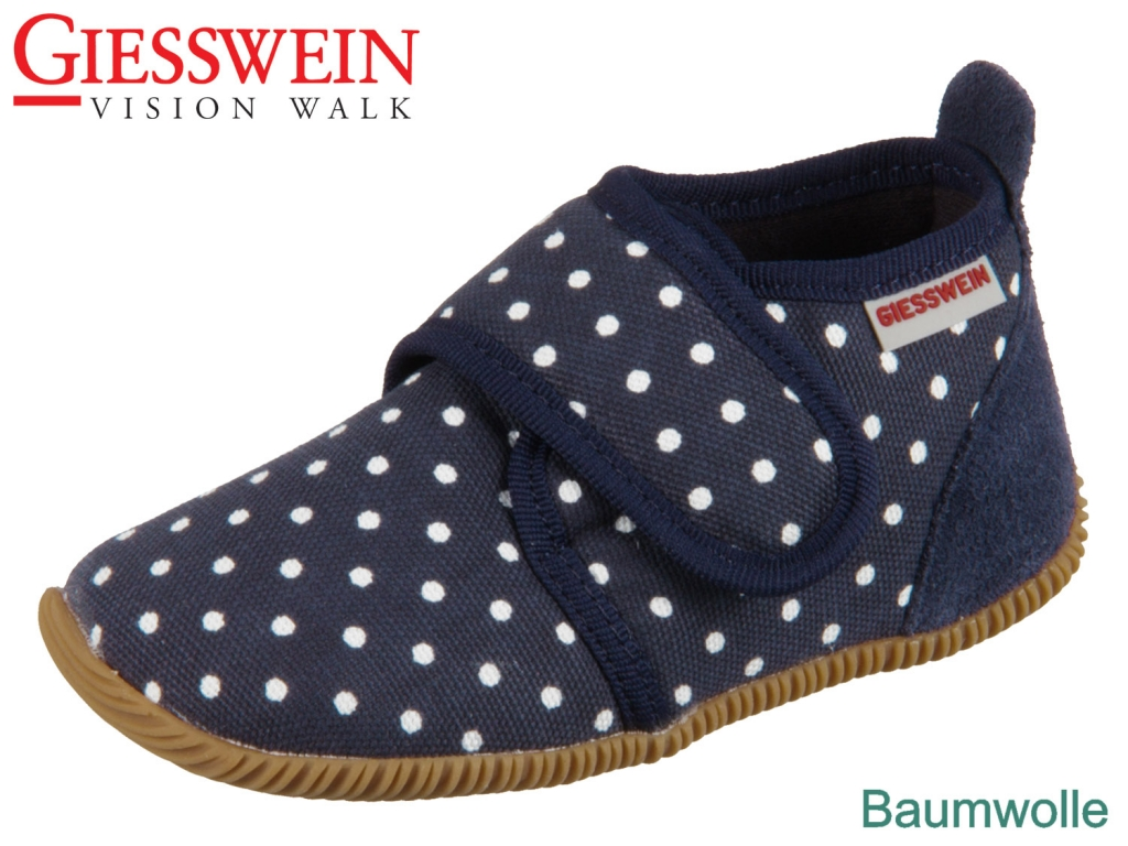 Giesswein Stans 44701-548 dunkelblau Baumwolle