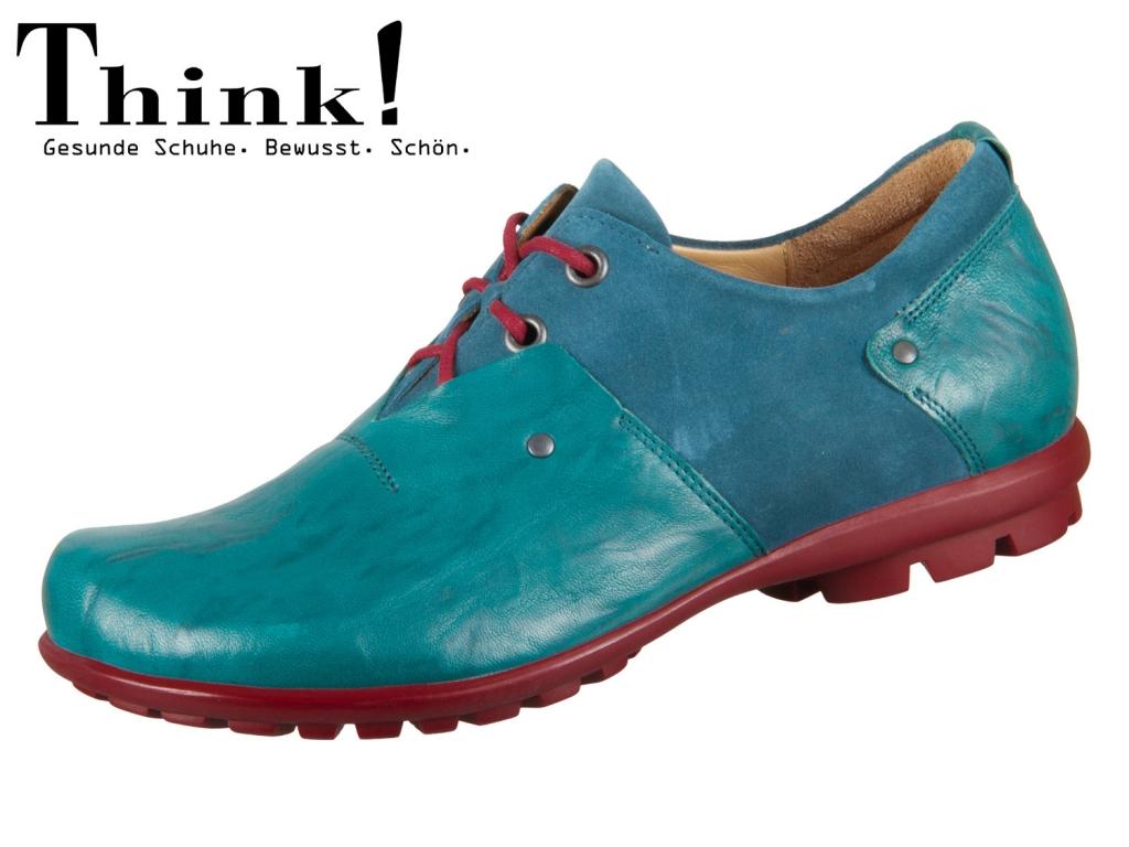 Think! KONG 83651-88 Atlantic Kombi Capra Rustico-Velour
