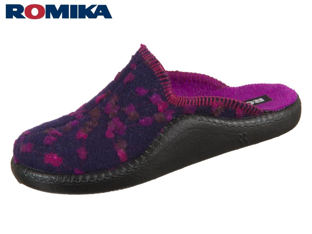 Romika Mokasso 139 61139-140-571 lila kombi