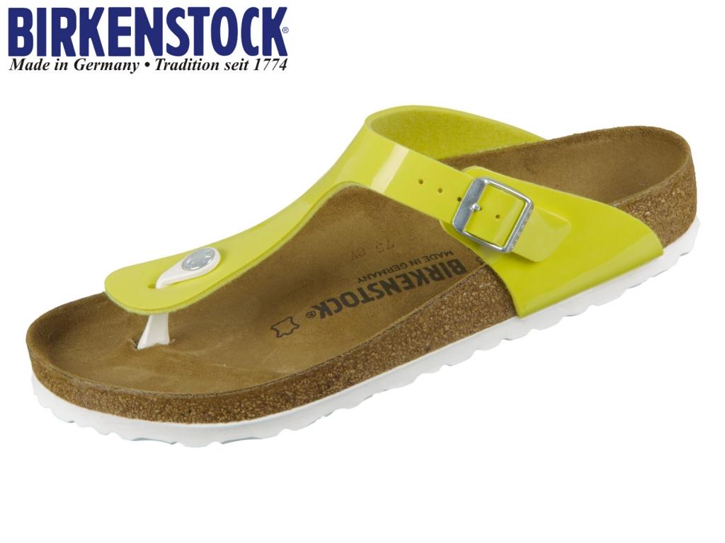 Birkenstock Gizeh 1014508 sun Birkoflor patent