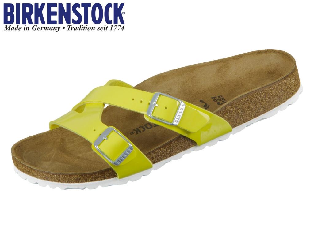 Birkenstock Yao Balance 1014507 sun Birkoflor patent