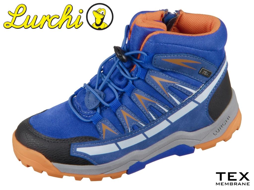 Lurchi Tristan 33-21534-32 cobalt Textil