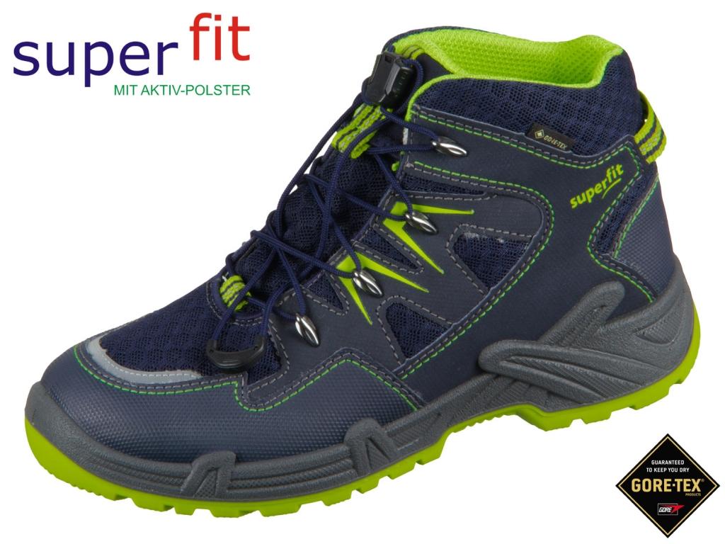 superfit CANYON 5-09402-80 blau grün Tecno Textil
