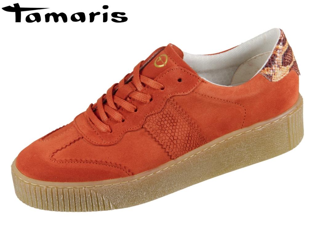 Tamaris 1-23765-32-686 fire Suede
