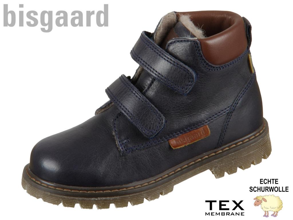 Bisgaard 60329.219-606 navy Leder