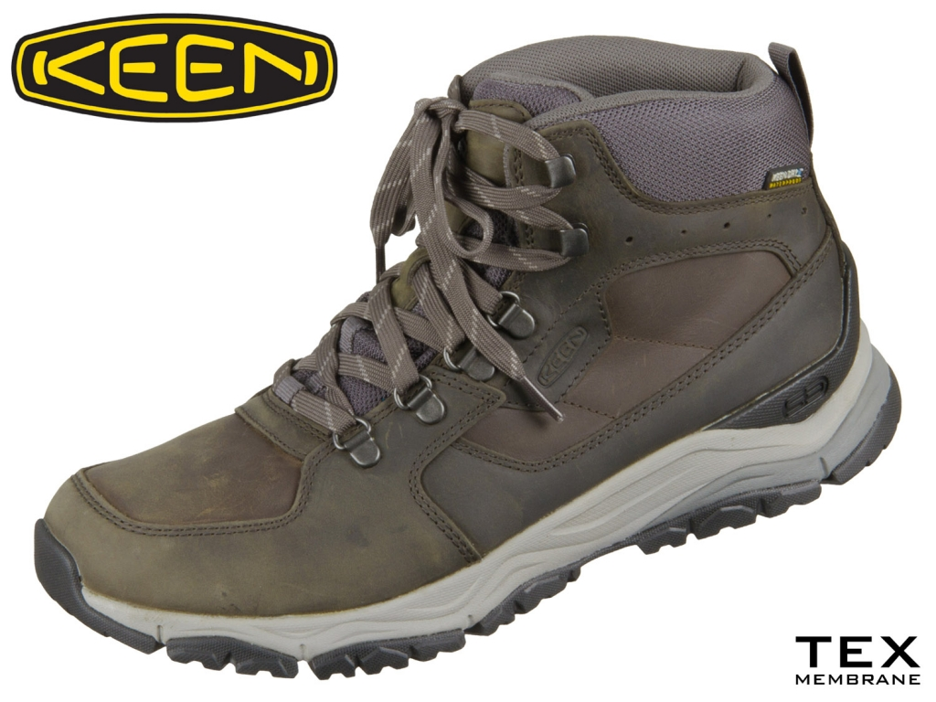 Keen Innate Leather Mid WP 1021627 almond