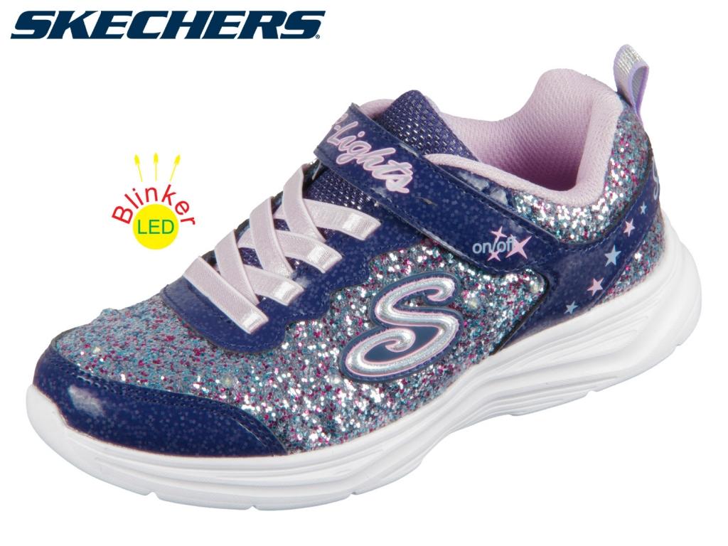 Skechers Glimmer Kicks Glittern´Glow 20267 NVLV NVLV