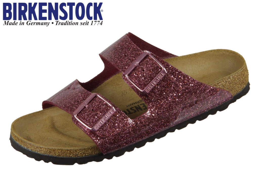 Birkenstock Arizona 1014383 cosmic sparkle port BF