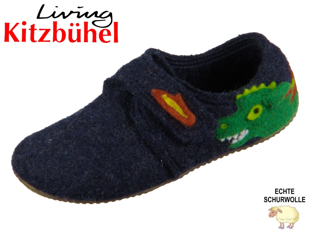 Living Kitzbühel 2441-590 nachtblau Wolle