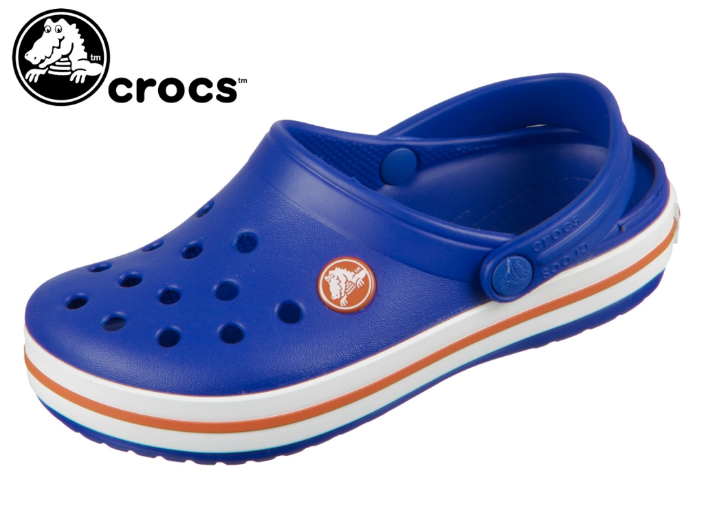 Crocs Crocband Kids 204537-4O5 cerulean blue Crosslite