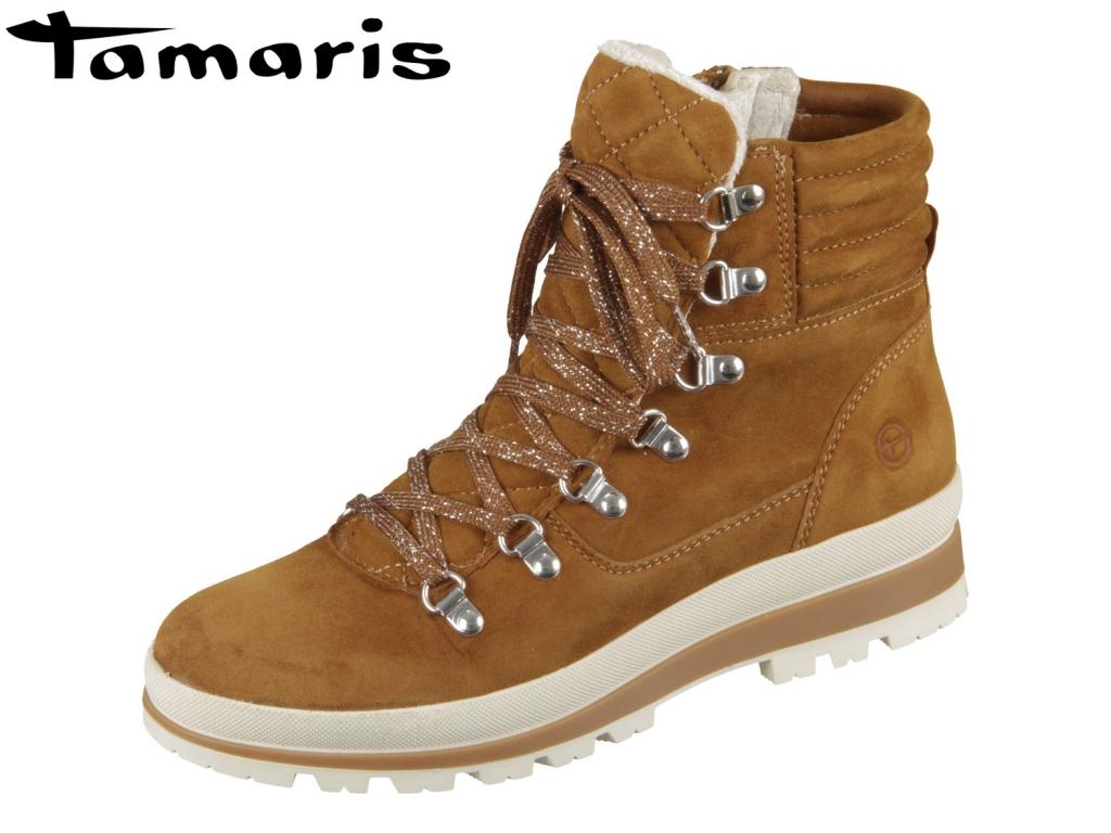 Tamaris 1-25804-33-305 cognac Leder