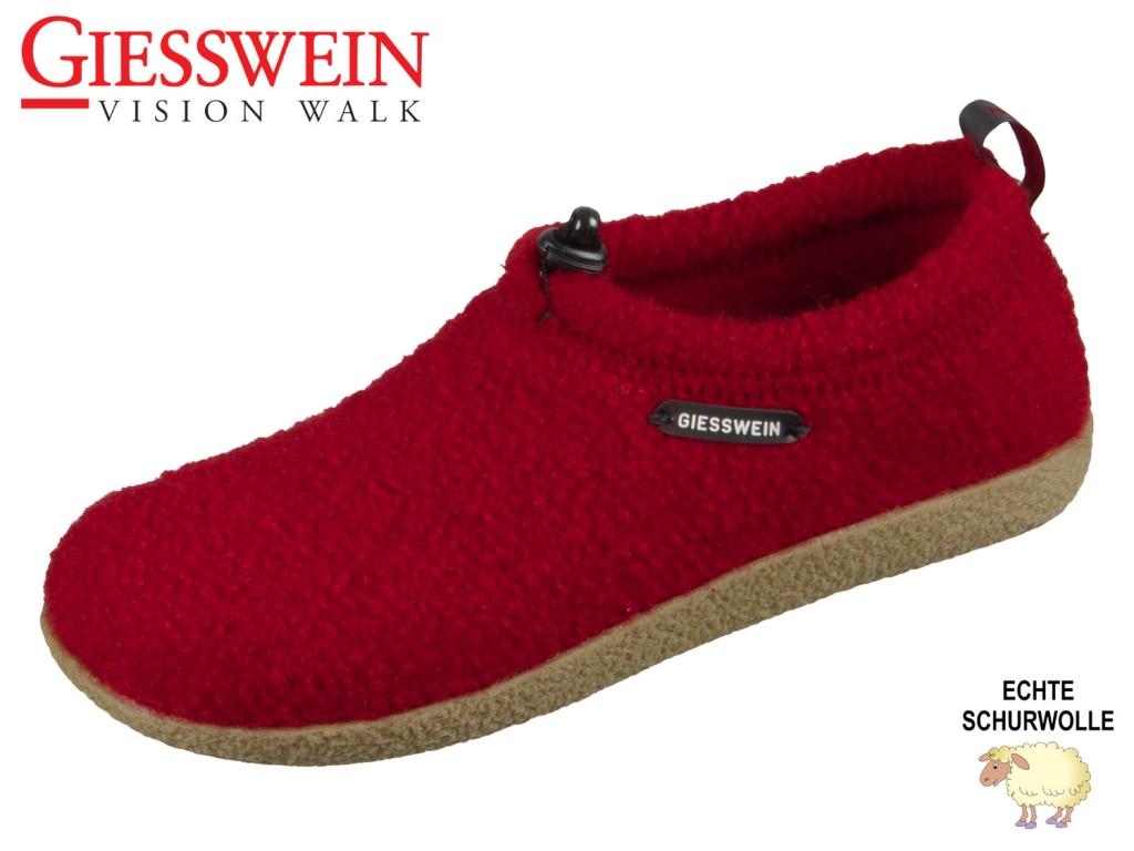 Giesswein Vent 47849-342 chilli Schurwolle