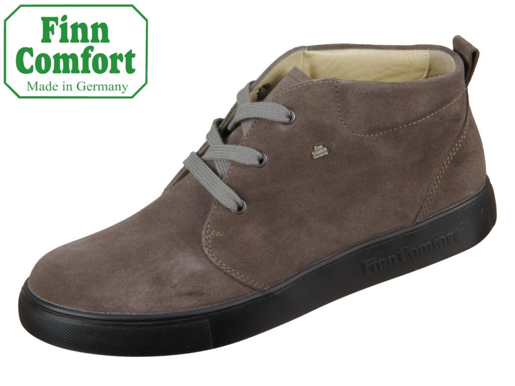 Finn Comfort Warwick 01266-427018 asphalt Velour