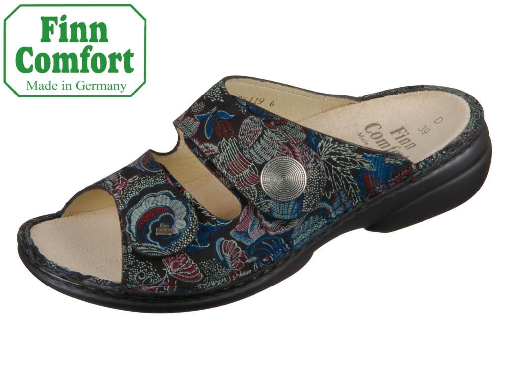 Finn Comfort Sansibar 02550-657010 multi Shibu