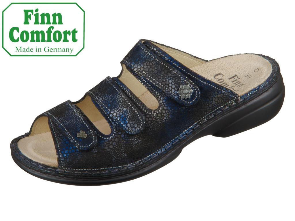 Finn Comfort Menorca-S 82564-653372 azur Paloma