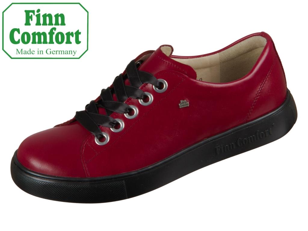 Finn Comfort Elpaso 02479-658147 red Sierra