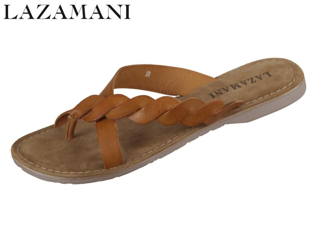 Lazamani 75.283 tan tan Leder