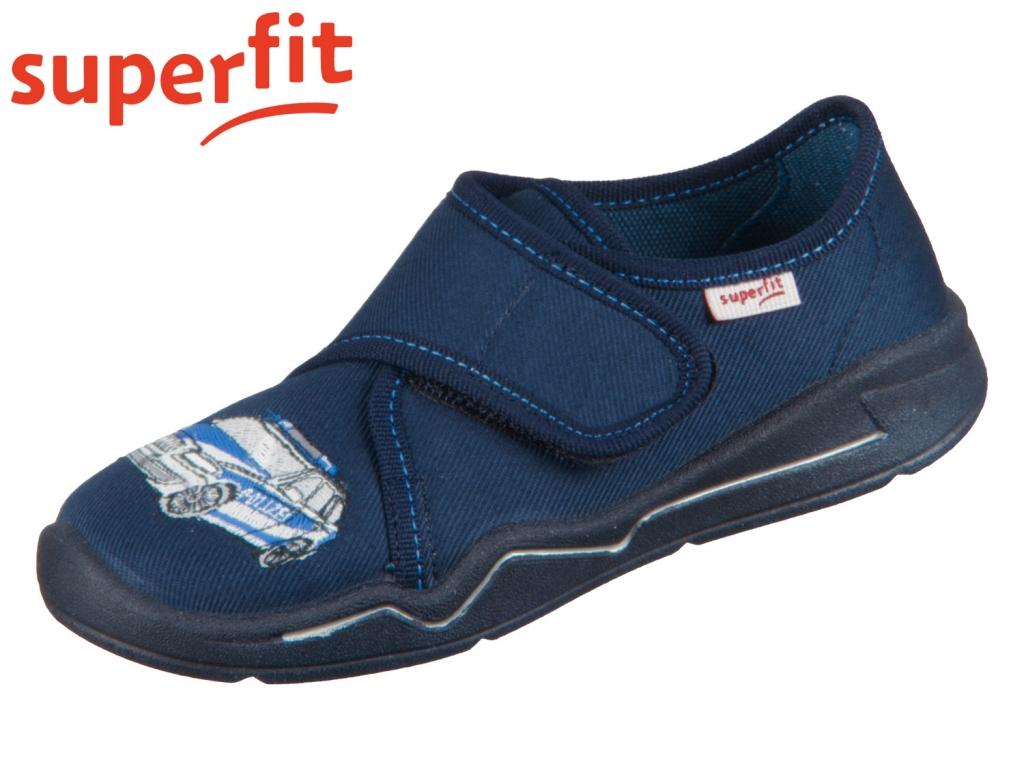 superfit Benny 0-800298-8000 blau Textil