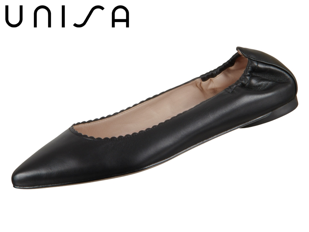 Unisa Aspas Aspas NS black black NapaSoft