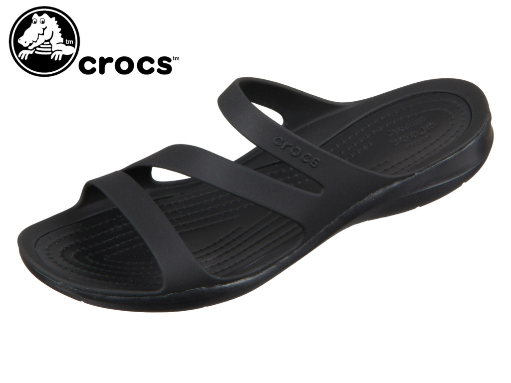 Crocs Swiftwater Sandal 203998-060 blk blk