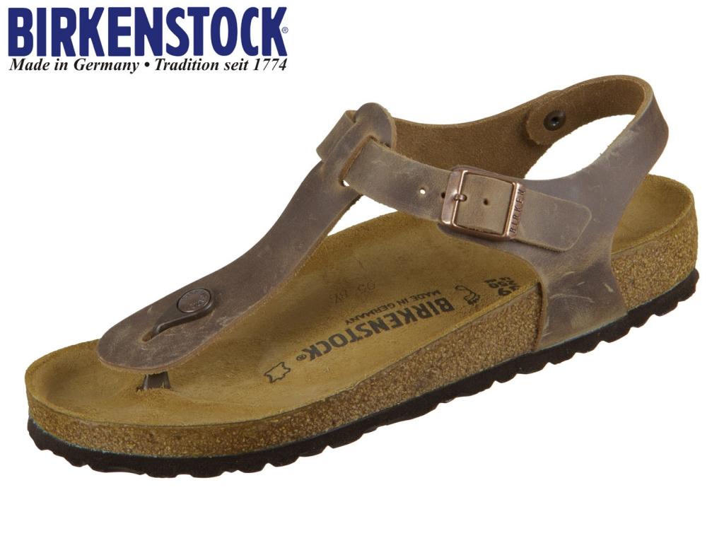 Birkenstock Kairo 1014805 tabacco brown Leder Oiled