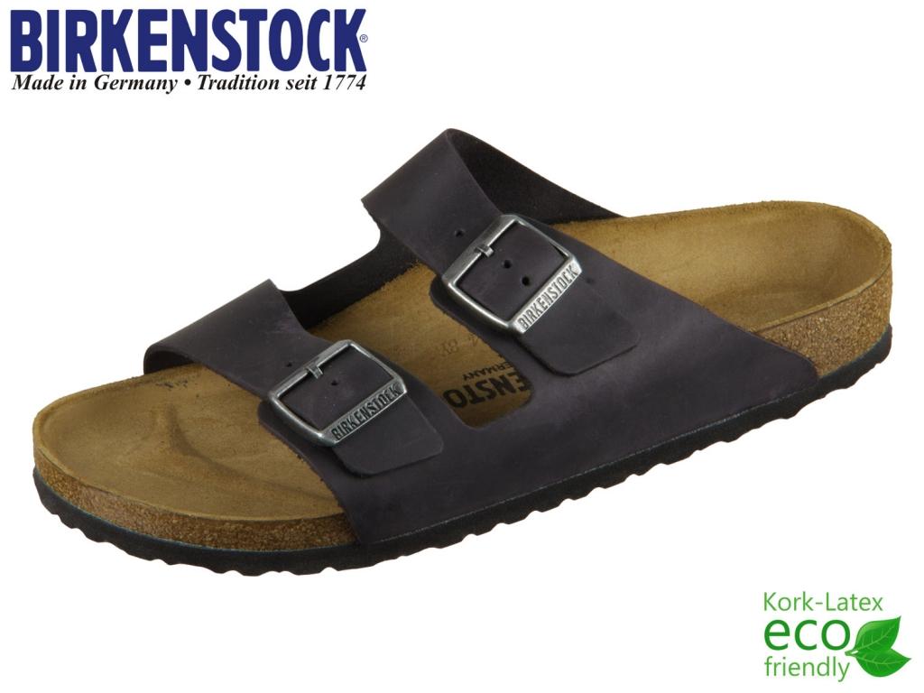 Birkenstock Arizona 552113 oiled black Fettleder Oiled Leather