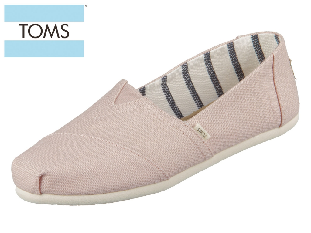 TOMS Alpargata 10015250 pink Canvas
