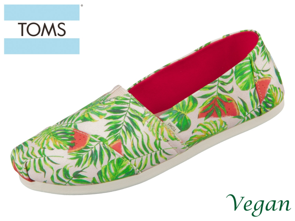 TOMS 10015068 watermelon palme Spanish Villa
