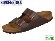 Birkenstock Arizona 051703 dunkelbraun Birko-Flor