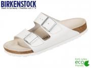 Birkenstock Arizona 051133 weiß Naturleder