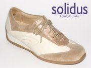 Solidus Katja 590120-424-4790 sand-offwhite-kupfer Velour