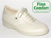 Finn Comfort Macau 02170-900242 dune-ivory Perlato-Knautschlack