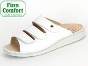 Finn Comfort Korfu 01508-001000 weiss Nappa