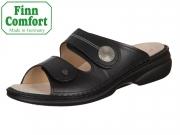 Finn Comfort Sansibar 02550-014099 schwarz Nappaseda